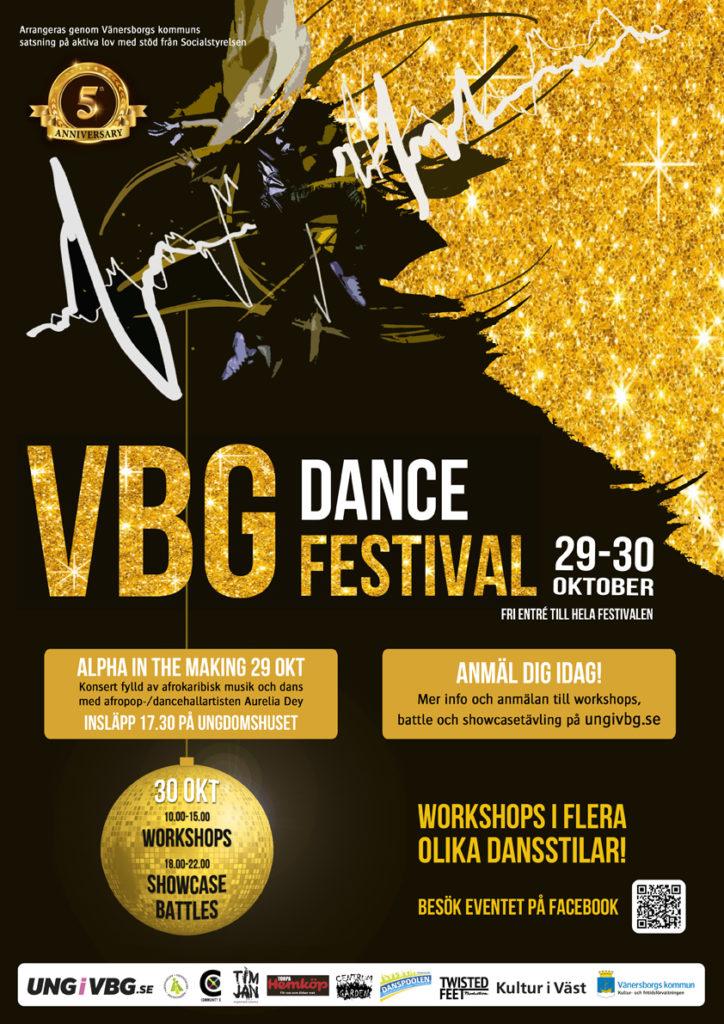 VBGdancefestival 2018 GULDversion