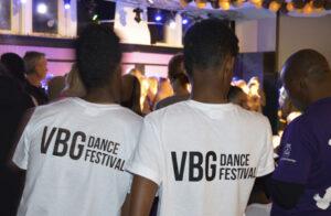 Vbg Dance volontär